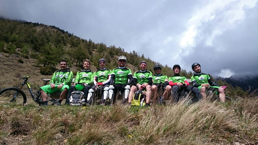 Mountainbike Team - esjod